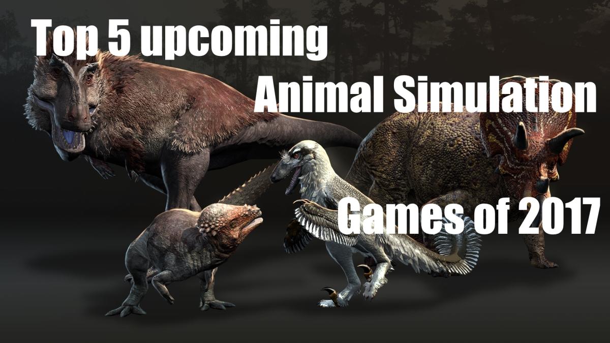 top 5 upcoming animal simulation games lunawolf gaming