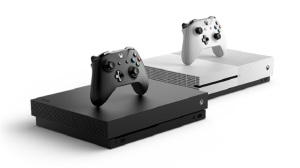 Xbox One X Xbox One S comparison