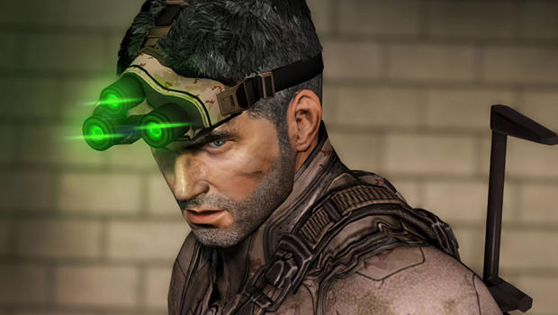 Splinter Cell Blacklist Screen Shot