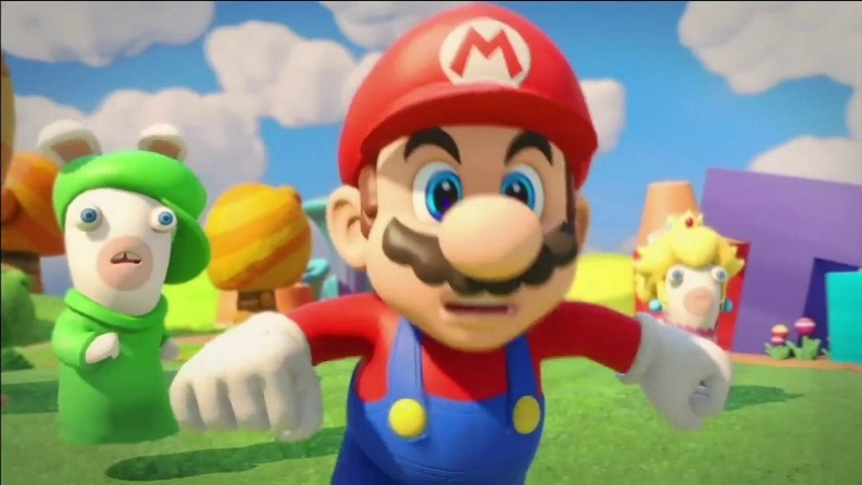 Mario Rabbid